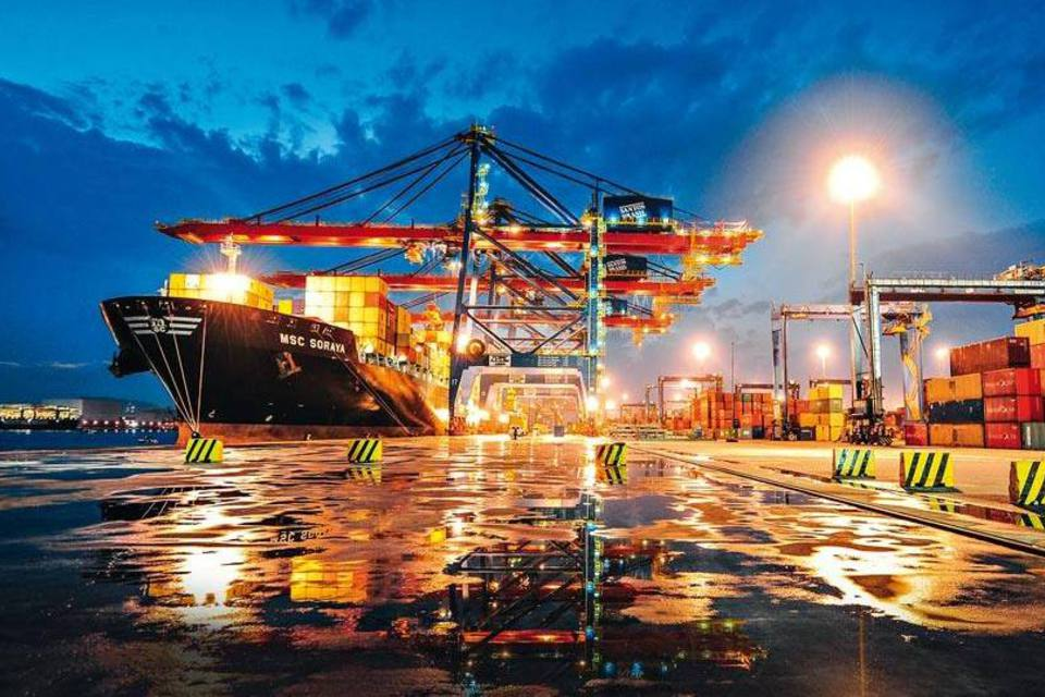 Aprovado na Câmara, o PL- 4.199/2020 institui o Programa de Estímulo ao Transporte por Cabotagem conhecido como BR do Mar